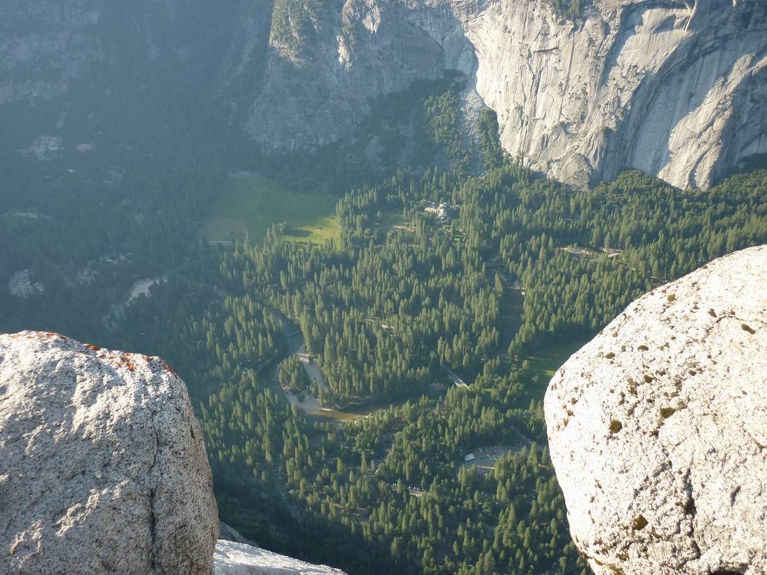 10-07-16-9 Glacier Point Yosemite Village