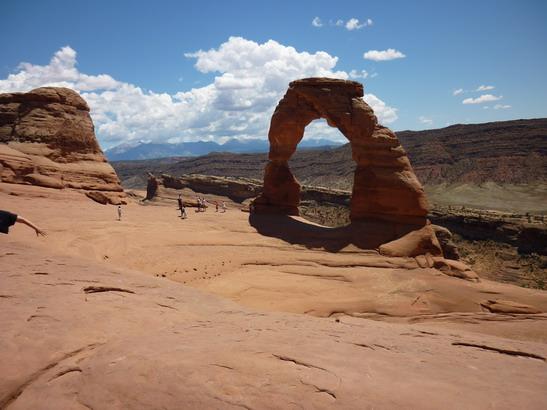 10-07-26-8 Arches Delicate Arch
