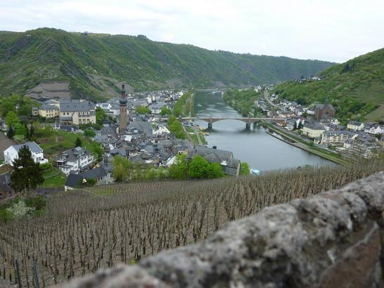 VD #527, Eifel, 1. Tag, Reichsburg Cochem