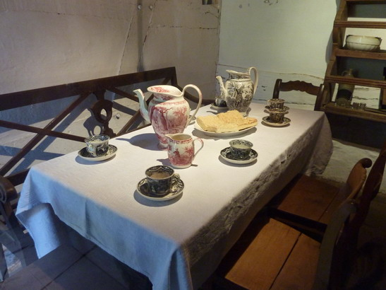 VD #528, Eifel, 2. Tag, Freilichtmuseum Kommern