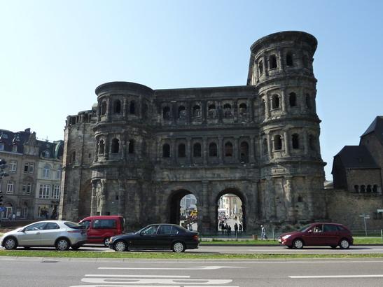 VD #531, Eifel, 4. Tag, Trier