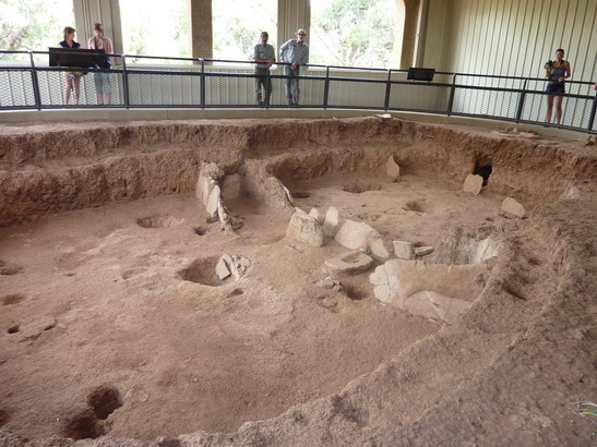 Mesa Verde Pit House